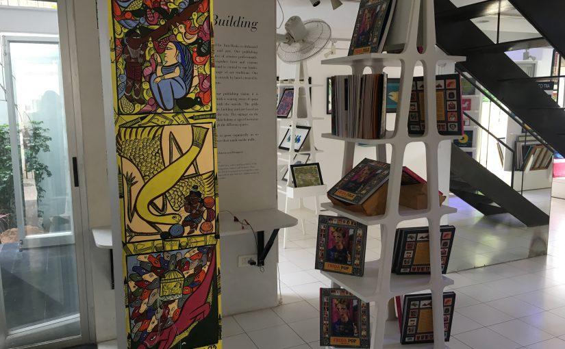Tara Books. Orte, die die Welt braucht II