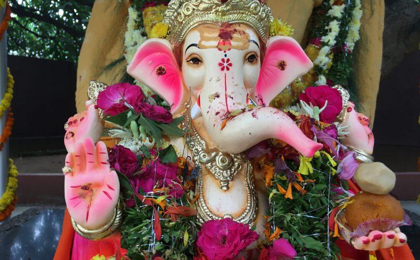 Ganeshas Geburtstag