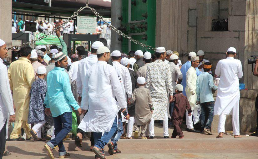 Die muslimische Seele meiner Stadt