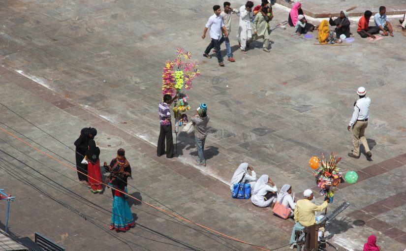 Ein Wochenende in Bildern / Indien 16.-17. Juni