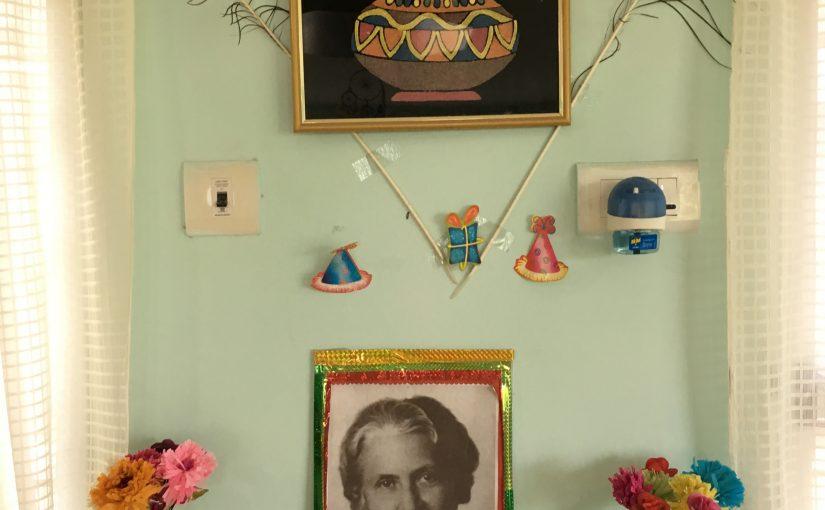 Ein bisschen Guru, ein bisschen Bollywood. Kita-Suche in Indien.