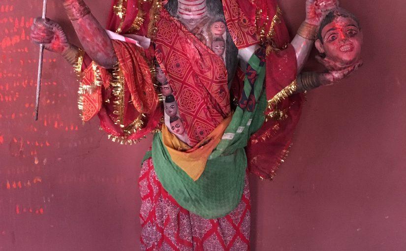 Mutterboden Indien