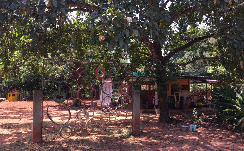 Ein Tag im März in Auroville oder #WMDEDGT
